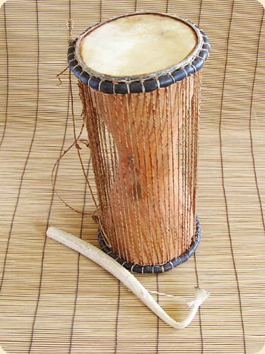 Talking Drum Ghana duży